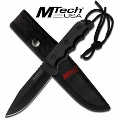 M-Tech© Fixed Blade Tactical Knife Full Tang
