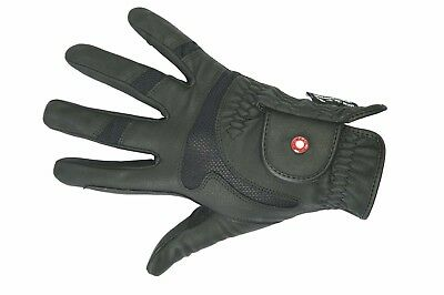 HKM Ladies Professional Air Mesh Riding Gloves