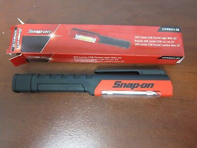 BRAND NEW Snap On ECPNB024 LED Penlight With UV Mode
