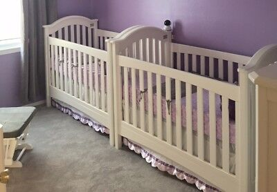 Babys Dream Brie Crib/Toddler Bed/Mattress Set
