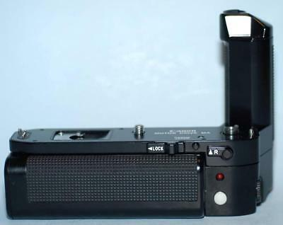 Canon MA Motor Drive w AA Battery Pack for A-1 AE-1 Program camera - Nice Mint-!