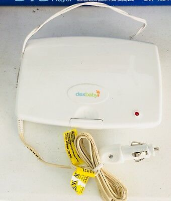 DEX dexbaby Travel Wipe Baby Wipe Up Warmer with Car Adapter