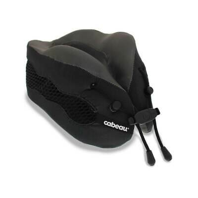 Cabeau Evolution COOL 2.0 Memory Foam Travel Pillow - BLACK- BRAND NEW!