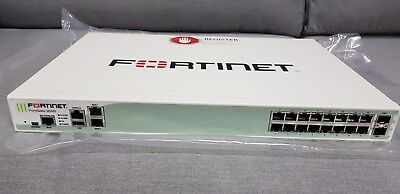 Fortinet FortiGate FG-200D Network Security / Firewall Appliance