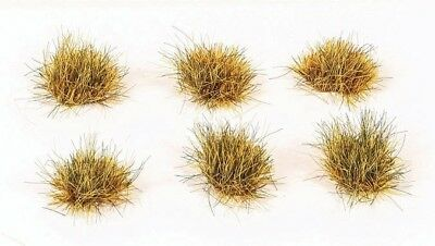 10mm Wild Meadow Grass Tufts (100 Approx) - Peco PSG-77 - ground cover - F1