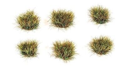 10mm Grass Tufts Autumn (100 approx) - Peco PSG-76 - ground cover - F1