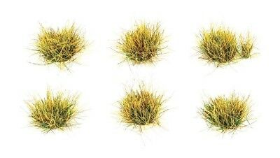 10mm Spring Grass Tufts (100 Approx) - Peco PSG-74 - ground cover - F1