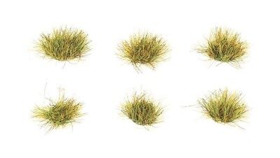 6mm Spring Grass Tufts (100 approx) - Peco PSG-64 - ground cover - F1
