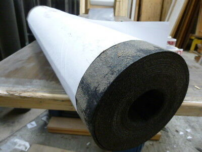 1 Roll Shed Roofing Felt  6 metres x 1 metre Sanded Finish