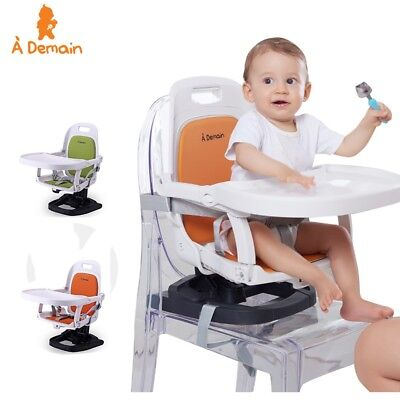 Comfort Baby High Chair Portable Baby Booster Seat Travel Camping Highchair Bag