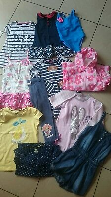 Girl's clothes bundle.  Age 4-5 years. spring /summer collection.  vgc
