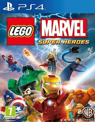 LEGO Marvel Super Heroes | PlayStation 4 PS4 New (1)