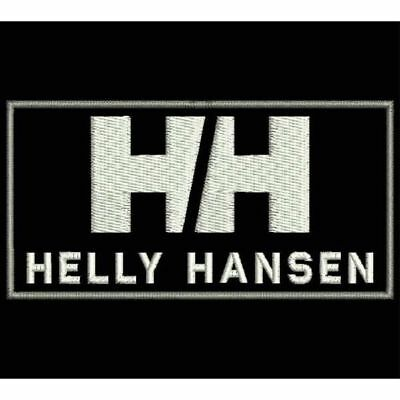 Iron Patch bestickt Patch zona ricamata parche bordado HELLY HANSEN