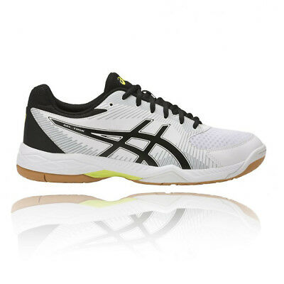 Asics Mens Sports Gel-Task 2 Indoor Volleyball Squash Court Shoes Trainers White