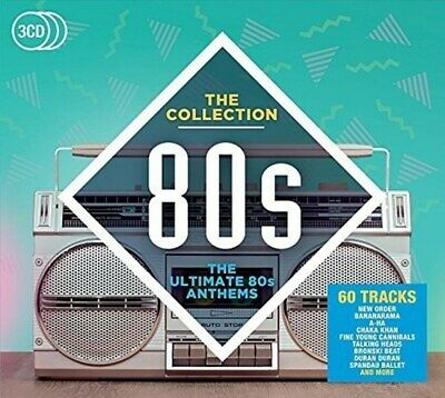 80s: The Collection - Various Artists (Album) [CD]