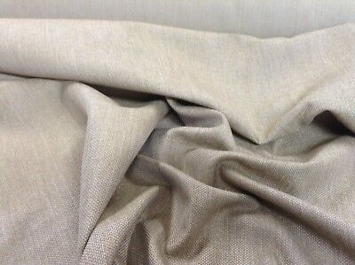 French So Soft Silk & Linen Camel Curtain/Craft / upholstery Fabric