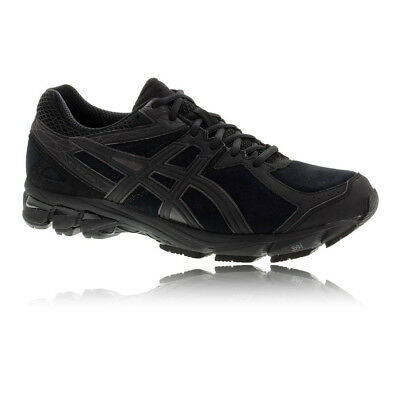 ASICS GT-Walker Mens Black Support Outdoors Road Sports Shoes Trainers Pumps