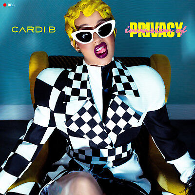 Cardi B - Invasion Of Privacy *Mixtape CD*