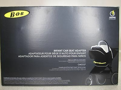 BOB Single Infant Car Seat Stroller Adapter for Chicco KeyFit  KeyFit 30