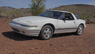 1990 Buick Reatta  only 21,000 hand-built 1988-1991. .NOT on an assembly line.. . was $29,500 new