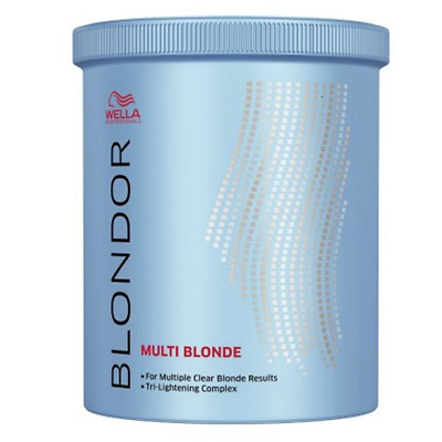 Decolorante Capelli WELLA Blondor Multi Blonde Decolorante In Polvere 800 grammi