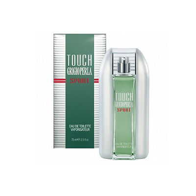 "GRIGIOPERLA "" Touch Sport "" Eau de Toilette Vapo ml 75 UNOBTAINABLE"
