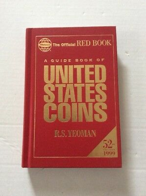 The Official Red Guide Book Of United States Coins R.S. Yeoman