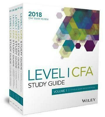 Cfa 2018 level 1 exam prep schweser notes books 1 5 quicksheet wiley study guide for 2018 level i cfa exam complete set by wiley paperback boo fandeluxe Image collections