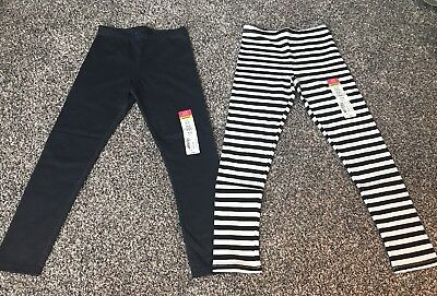 Baby Toddler Girl Kids Leggings Pants 2 items package 6x xl Size6
