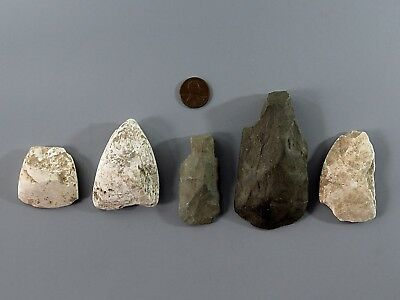 5 Ancient Axe Neolithic Paleolithic Artifact Tool Prehistoric Don't Miss
