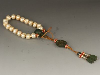 Chinese Exquisite Handmade pearl Bracelets