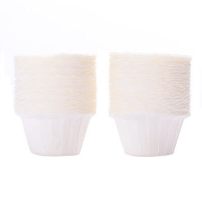 100PCS Coffee Filter Paper Cup Filters Coffee Tools Disposable Home Kitchen