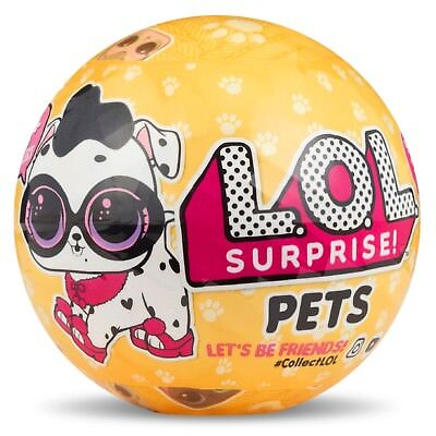 Lol Surprise Pets Serie 3 Wave 2 Mga Giochi Preziosi Originale 7 Sorprese 1 Ball