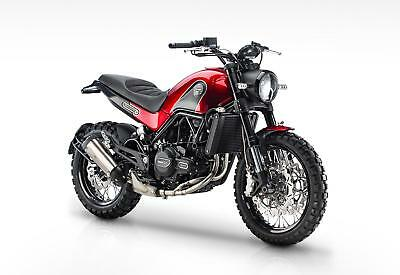 Brand New Benelli Leoncino 500 Scrambler 502, ABS, Free On-Road Charges