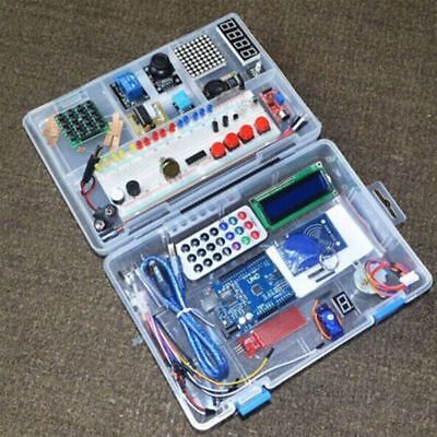 RFID Learning Starter Kit Set for Arduino UNO R3 Upgraded Version Learning Suite