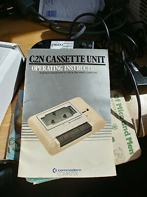 C64 USER MANUAL english - commodore 64 - user guide / owner