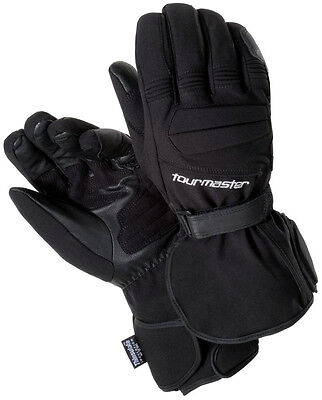 Tour Master Synergy 2.0 Insulated Snow Gear Electric Heated Textile Glove