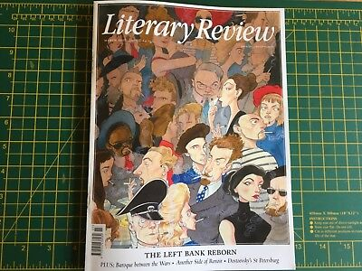 Literary review March 2018