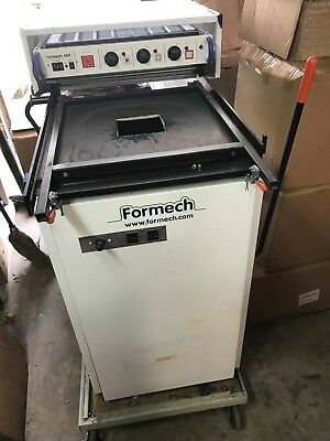 Formech 450 Vacuum Former Thermo Forming Machine