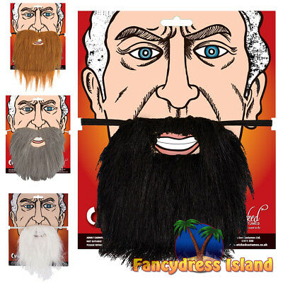 Beard Pirate Father Christmas Dress Up Book Day Adult Childs Fancy Dress