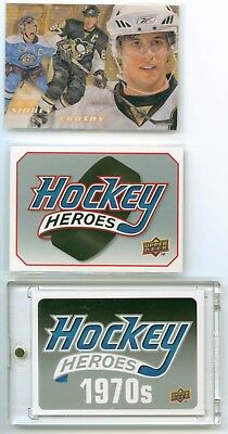 Upper Deck Hockey Heroes 2008, 2009, 2010, 2011, 2012, 2013, 2014