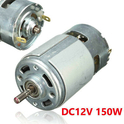 DC 12V 150W 13000~15000rpm 775 motor High speed Large torque DC motor Electric