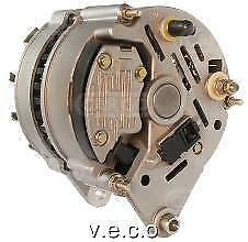 Replacement Lucas Type A127 Alternator 12V Perkins Ford Rover Jcb Massey 111355