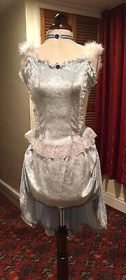 Victorian Style Showgirl Dress Theatrical Stage Costume