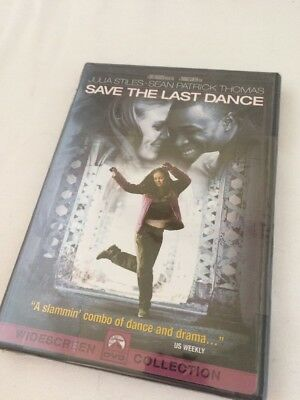 Save the Last Dance Widescreen Collection 2001 DVD BRAND NEW SEALED
