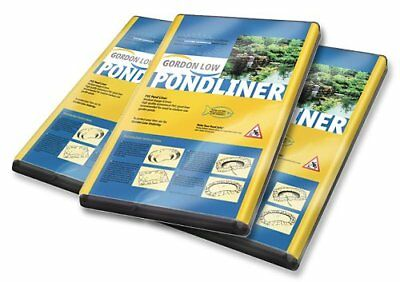 PVC Pond Liner 6' 6'' X 6' 6'', 20 MIL, 15 Yr Guarantee, Flexible Liner
