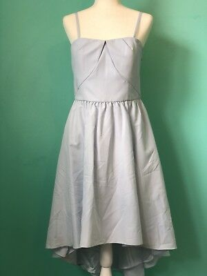 3e4a536250145c Ted Baker London B0705 Size S Pale Blue High Low Cocktail Dress  325
