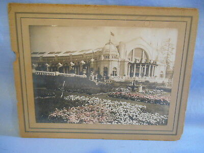 1909 A.Y.P. Alaska Yukon Pacific Exposition Real Photo Manufacturers Building