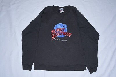 Vintage Planet Hollywood Sweater/San Francisco/NEW