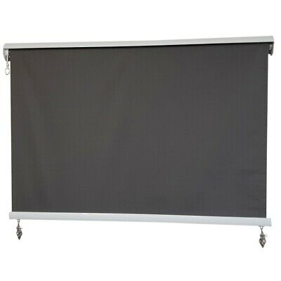 Outdoor Roller Blind/ Beige or Grey Awning with Aluminium HOOD $179+